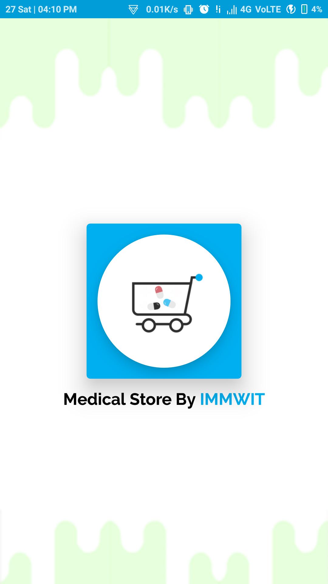Medical Store App